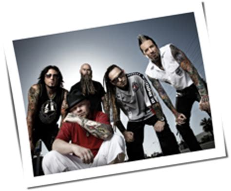 five finger death punch kung fu five finger death punch laut de band