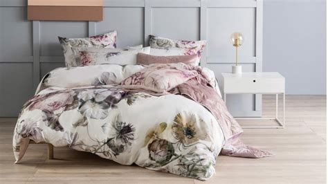 buy ellaria rose quilt cover set harvey norman au