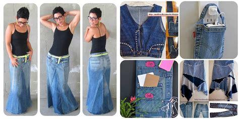 como decorar unos jeans vamos a reutilizar los jeans o vaqueros manualidades