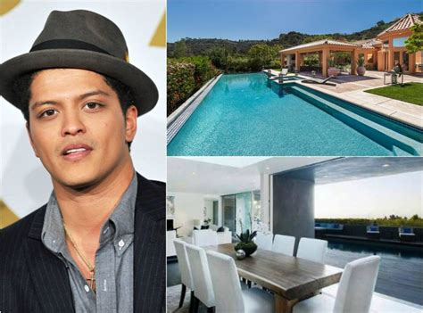 bruno mars house the 27 most magnificent celebrity homes ever kiwireport