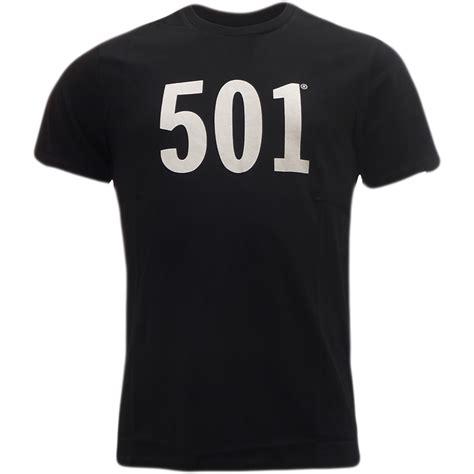 Tshirt Levis 501 levi strauss t shirt 501 logo t shirts mr h menswear