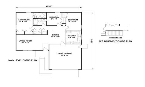 1100 square feet 1100 square foot house unique 1100 square foot house plans