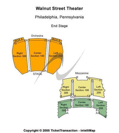 walnut st theatre seating walnut theatre tickets in philadelphia pennsylvania