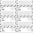 Gram Template by Gram Printable Templates Just B Cause