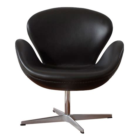 Arne Jacobsen Chairs by Arne Jacobsen Style Swan Chair