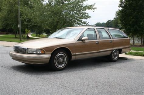 how cars run 1994 chevrolet caprice electronic valve timing 1994 chevrolet caprice classic 5 7l 4 door station wagon like 1995 1996 for sale photos