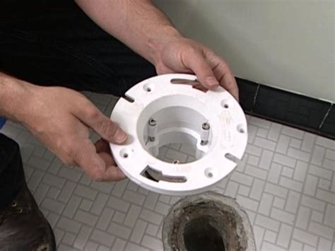How To Install Closet Flange by How To Install The Cove Base Tile And Toilet How Tos Diy