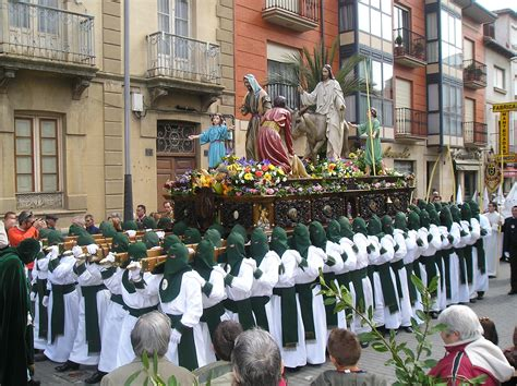 domingo de ramos holy week in spain