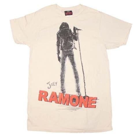 T Shirt Joey Ramone Vintage Import 1000 ideas about ramones t shirt on rock
