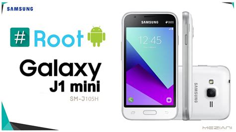 Anticrack For Samsung J1 Mini J105 root twrp samsung galaxy j1 mini sm j105 5 1 1