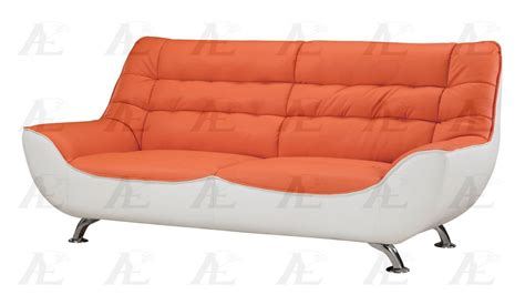 Orange Leather Sofa And Loveseat Codeartmedia Orange Leather Sofa And Loveseat Paulie Orange Bonded Leather Sofa And