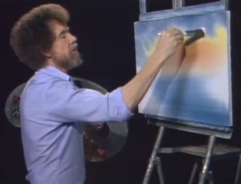 bob ross painting tv 52 best images about bob ross of painting on