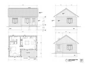 Small One Bedroom House Plans Nb Superinsulated House April 2010
