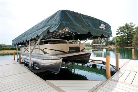 best pontoon boat lifts boat lift boat dock manufacturers shorestation 174