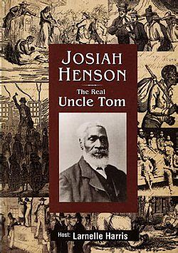 Who Sings Toms Cabin by Josiah Henson The Real Tom Dvd At Christian Cinema