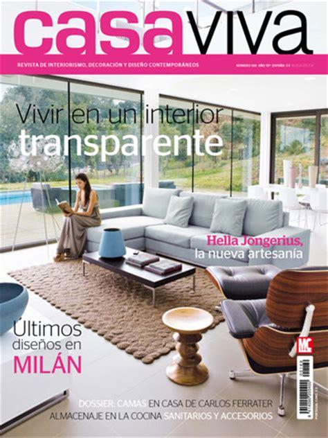 revista casa viva decoracion las mejores revistas de decoraci 243 n en espa 241 ol decorar hogar