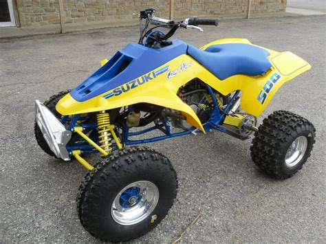 Quadzilla Suzuki A Look Back At Quadzilla The Fastest Stock Built