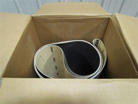 vsm abrasives wide sandpaper sanding belts 220 grit vitex