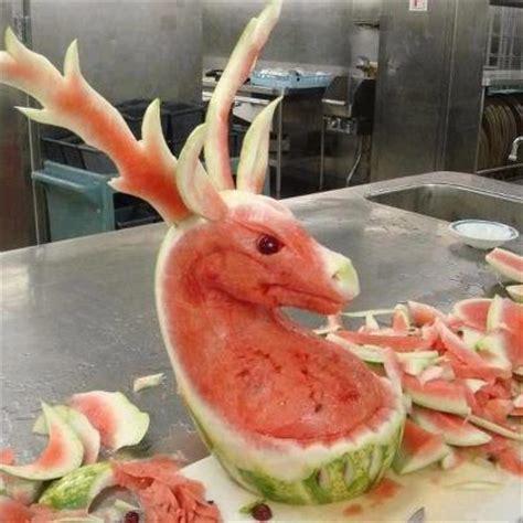 interesting ideas fruit  vegetable art