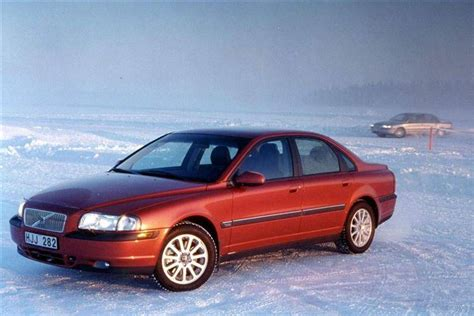 1998 Volvo S80 Volvo S80 1998 2006 Used Car Review Review Car