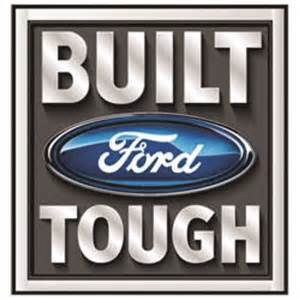 built ford tough shirt