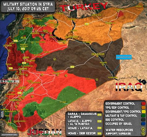 syria live map a live map of the syrian civil war dataisbeautiful