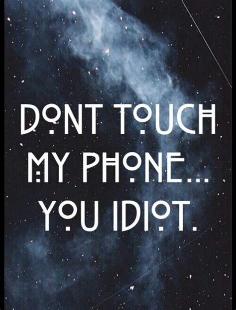 Dont Touch My Phone Live Wallpaper by Don T Touch My Phone Wallpaper Downloadwallpaper Org