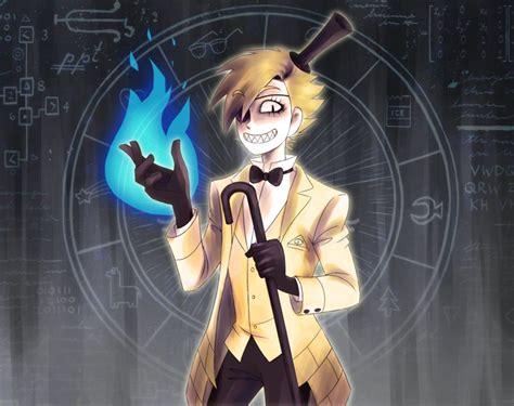 bill cipher anime bill cipher by gabrielatoledos on deviantart