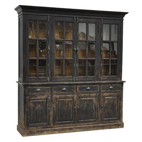 Cabinet Shopping by Kosas Home Winfrey Hutch Cabinet Overstock Shopping