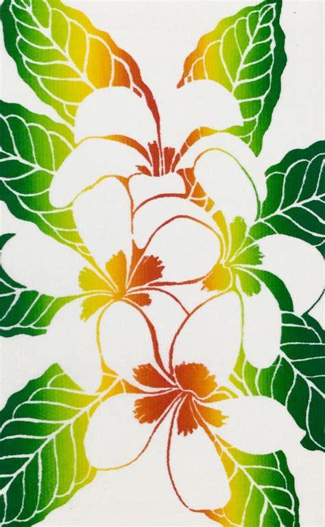 plumeria tea shop polynesia tea towel plumeria from polynesian cultural