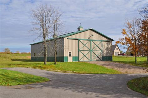 House Plans With Carport by Eight Nifty Tricks To Save Money When Building A Pole Barn