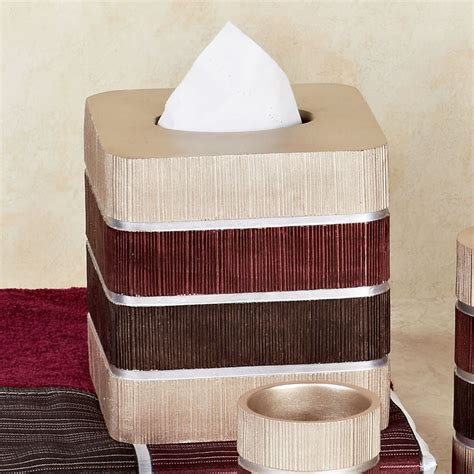 maroon bathroom accessories modern line burgundy striped bath accessories