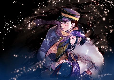 asirpa golden kamuy hd wallpapers background images