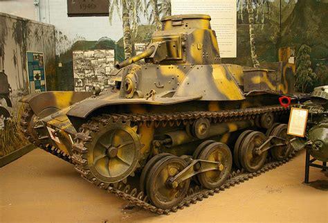 hängematte to go type 95 ha go light tank bovington tank museum