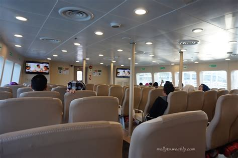 ferry harbour bay to johor seru seruan di madame tussauds singapore mollyta mochtar