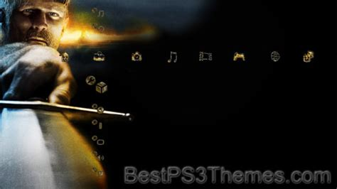 themes for beowulf guns best ps3 themes