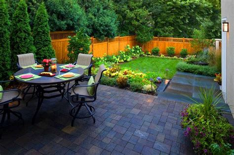 landscaping pictures for small backyards small town garden design back yard pinterest gardens