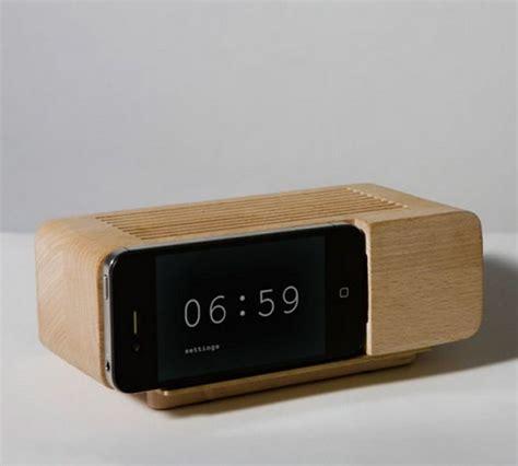 Tiny Häuser Mobil by Jonas Damon Apple Iphone Trasformato In Una Sveglia