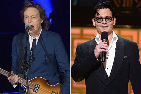 Johnny Depp Was Scared To Jam With Keith Richards by Paul Mccartney Johnny Depp And Some Blues Musicians