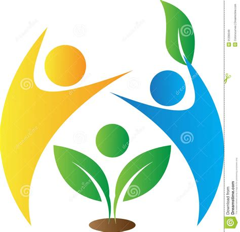 design for the environment enironmental care logo royalty free stock images image