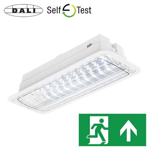 Lu Emergency Exit Led fusion led 8w t5 luminaires exit signs emergency