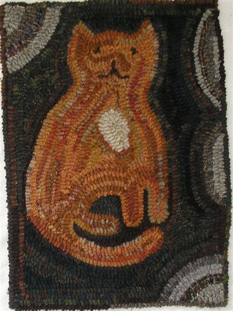 primitive rug hooking hooked rug early style primitive rug