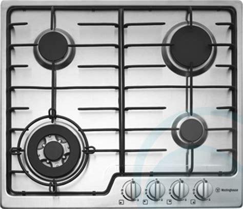 Westinghouse Cooktop Gas westinghouse gas cooktop ghr16s appliances