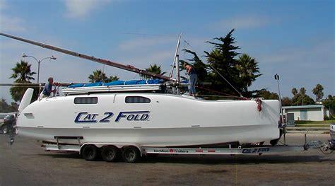 catamaran mast design kurt hughes multihull design catamarans and trimarans