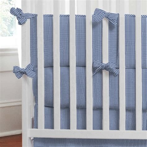 Blue Gingham Crib Bedding 17 Best Images About Baby Aiden On Pinterest Crib Bedding Sets Nautical Baby And Baby Crib