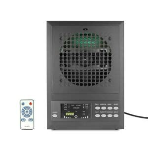 air purifier hepa carbon ionic ozone generator clearner uv c remote cleaner new ebay