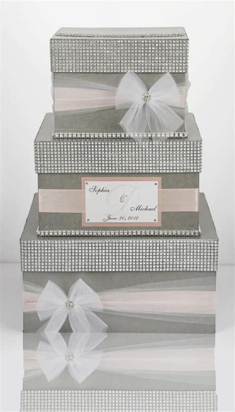 wedding money box card box wedding box wedding money box 3 tier
