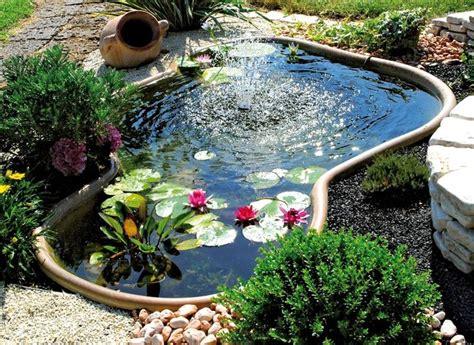 vasche laghetti da giardino oltre 25 fantastiche idee su laghetti da giardino su