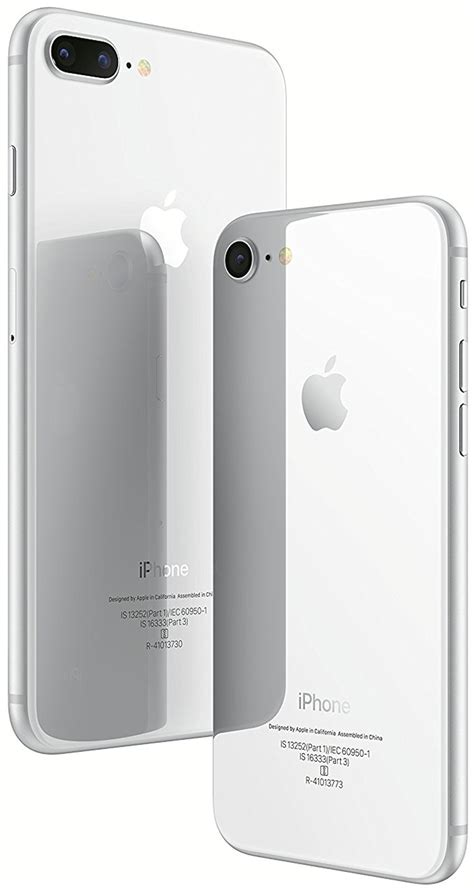 apple iphone 8 plus 64 gb price shop apple iphone 8 plus 64gb silver mobile at shop gn