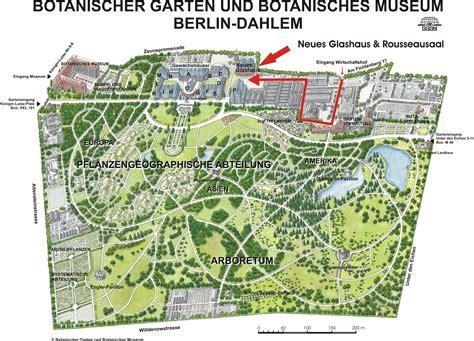 botanischer garten berlin vermietung neues glashaus bgbm